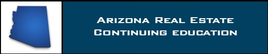 Arizona Real Estate Continuing Education