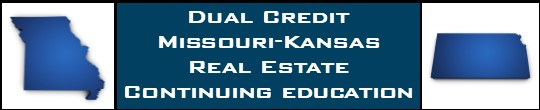 Missouri-Kansas Real Estate Continuing Education