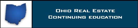 Ohio Real Estate Continuing Education